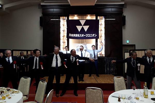同志社カレッジソング 合唱