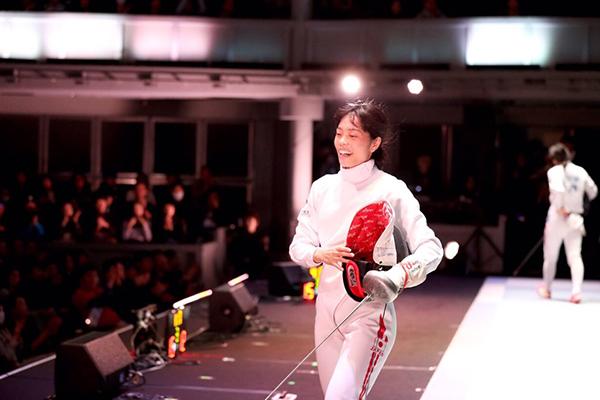 ©竹見脩吾 ©公益社団法人日本フェンシング協会